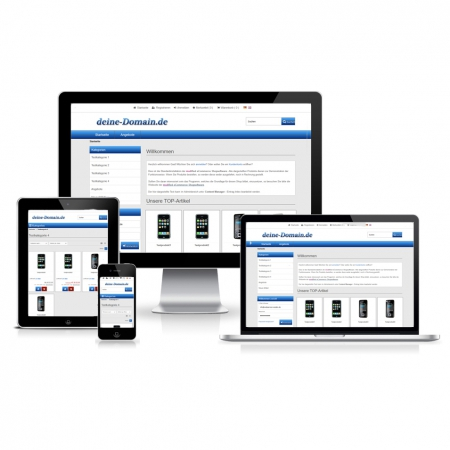 Responsive Template modified RES_04