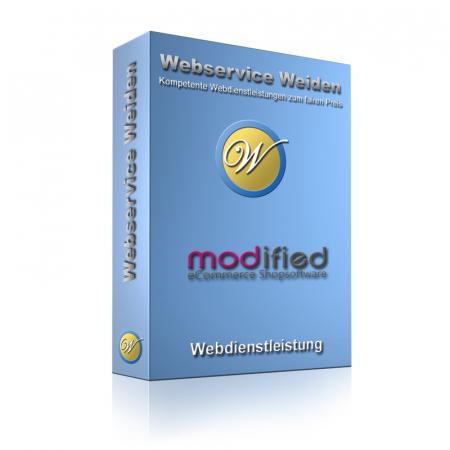 Uploadmodul für modified Shopsoftware