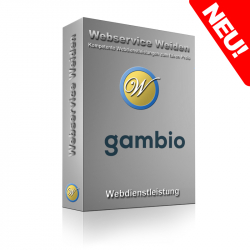Gambio Upload Modul